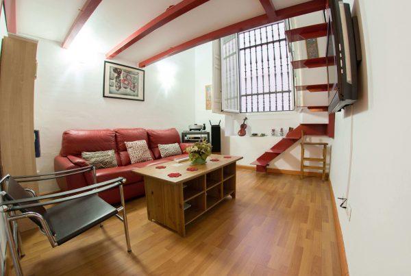 Bonito apartamento en el centro histórico de Sevilla