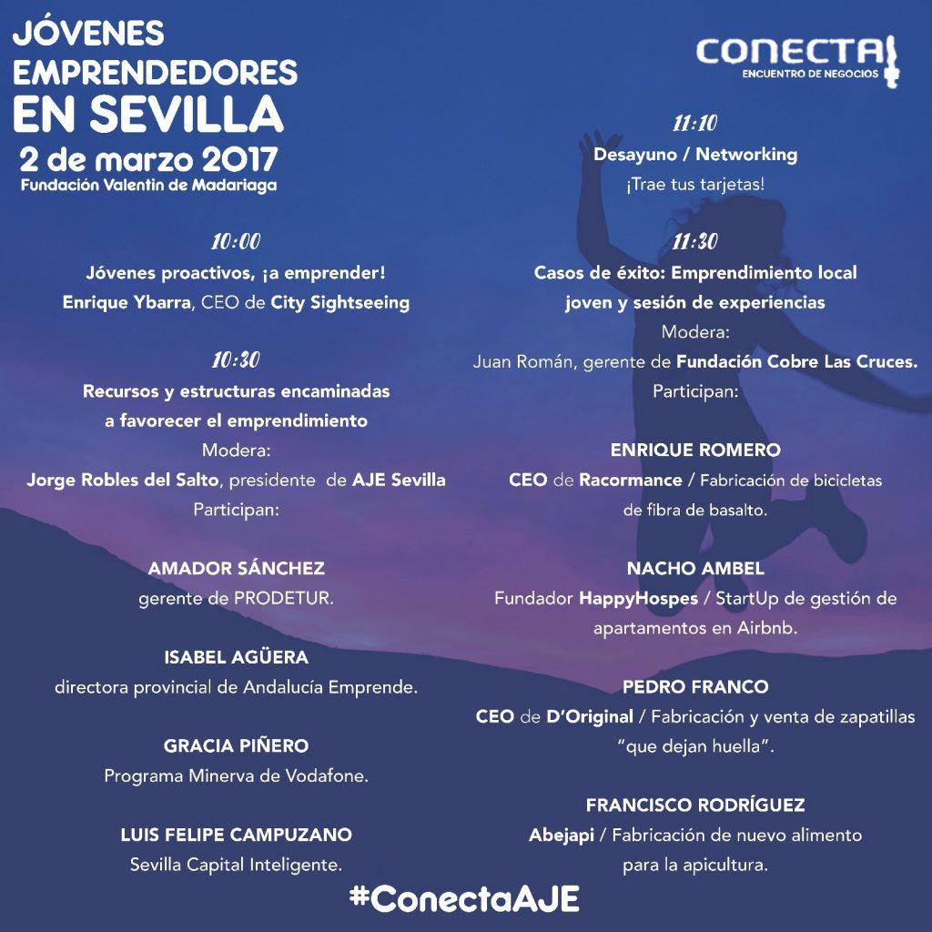 Emprender en Sevilla programa